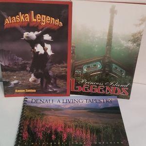 Alaska Books